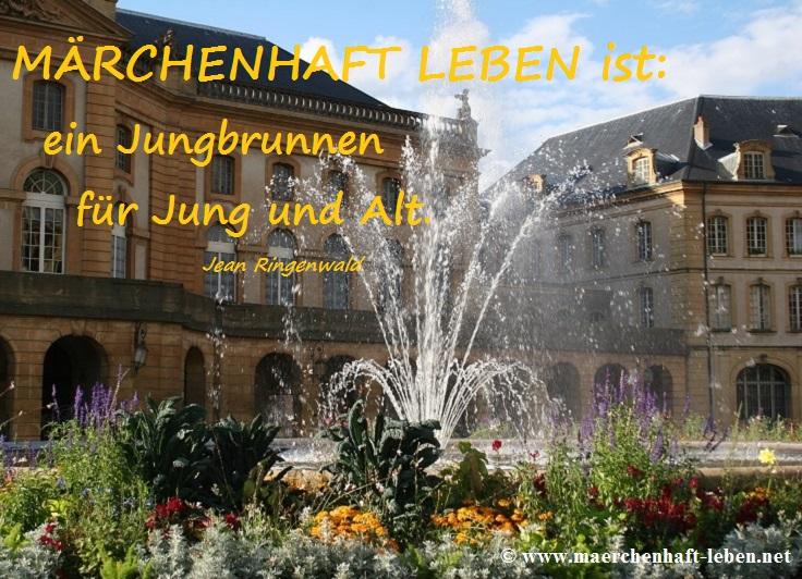 Jungbrunnen für Jung und Alt